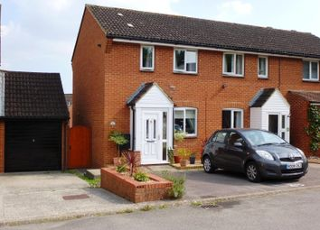 Thumbnail 2 bed semi-detached house to rent in Swallowmead, Salisbury