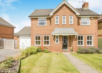 Thumbnail 3 bed detached house for sale in Wych Elm Road, Oadby, Leicester, Leicestershire