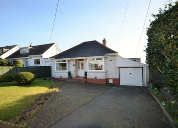 Thumbnail 3 bedroom detached bungalow for sale in Tregye Road, Carnon Downs, Truro, Cornwall