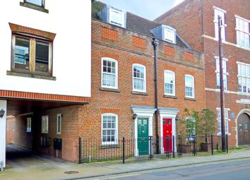 Thumbnail 4 bedroom town house to rent in South Pallant, Chichester, West Sussex