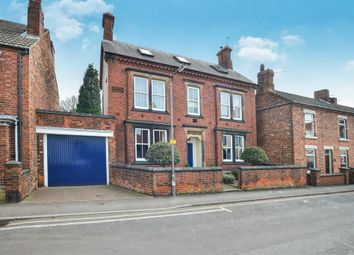 Thumbnail 5 bedroom detached house for sale in George Street, Riddings, Alfreton