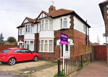 Thumbnail 3 bed semi-detached house for sale in Spring Gardens, Hull