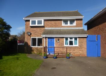 Thumbnail 5 bedroom detached house for sale in The Slip, Brixworth, Northampton