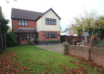 Thumbnail 4 bedroom detached house for sale in Darnet Road, Tollesbury, Maldon