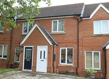 Thumbnail 2 bed terraced house for sale in Haycroft Gardens, Mastin Moor, Chesterfield, Derbyshire