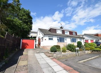 Thumbnail 3 bed semi-detached house for sale in Downside, Portishead, Bristol