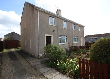 Thumbnail 3 bed semi-detached house for sale in Greenwell Street, Fauldhouse