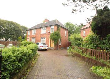 Thumbnail 3 bed semi-detached house for sale in Fenham Hall Drive, Fenham, Newcastle Upon Tyne