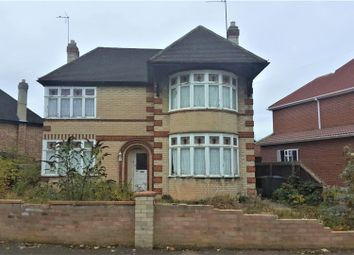 Thumbnail 3 bedroom detached house for sale in Warbon Avenue, Peterborough