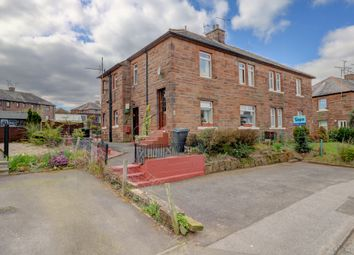 Thumbnail 2 bed flat for sale in Eastfield Road, Dumfries