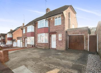 Thumbnail 3 bed semi-detached house for sale in Meyrick Avenue, Luton