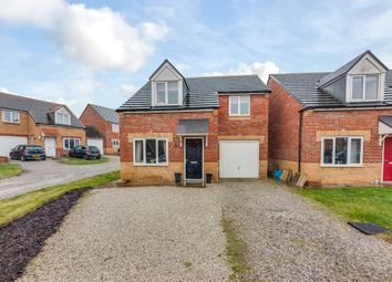 Thumbnail 3 bedroom detached house for sale in Cemetery Road, Langold, Worksop
