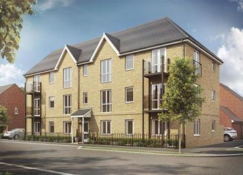Thumbnail 2 bedroom flat for sale in Oakbrook, Milton Keynes, Buckinghamshire