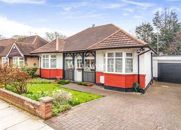 Thumbnail 3 bed bungalow for sale in Shirehall Park, London