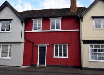 Thumbnail 3 bed detached house to rent in High Street, Kelvedon, Colchester