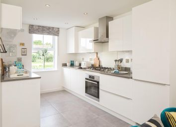 """Thumbnail 3 bed semi-detached house for sale in """"Ashurst"""" at Station Road, Grove, Wantage"""