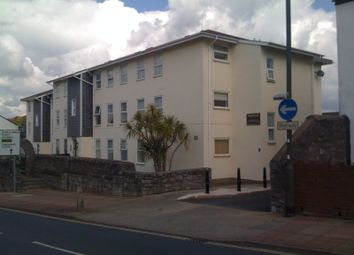 Thumbnail 2 bed flat to rent in East Street, Torquay
