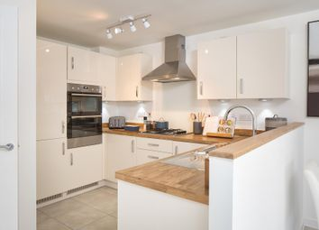 "Thumbnail 3 bed semi-detached house for sale in ""Greenwood"" at East Walk, Yate, Bristol"