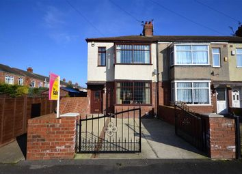 Thumbnail 3 bed town house for sale in Newland Road, Goole