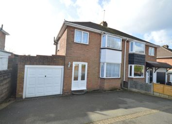 Thumbnail 3 bedroom semi-detached house for sale in Dingle Close, Oakham, Dudley