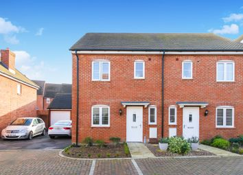 Thumbnail 3 bedroom semi-detached house for sale in Kimmeridge Road, Cumnor, Oxford