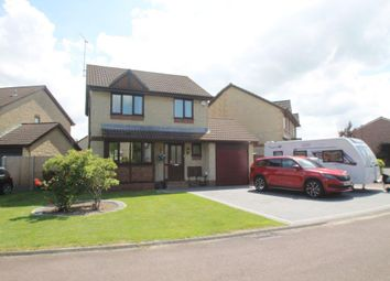 Thumbnail 4 bed detached house for sale in Essex Close, Churchdown, Gloucester