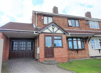 Thumbnail 4 bedroom semi-detached house for sale in Mulberry Green, Dudley