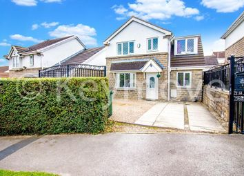 Thumbnail 4 bed detached house for sale in Terrington Crest, Clayton, Bradford