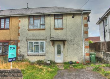 Thumbnail 3 bed semi-detached house for sale in Duffryn Crescent, Bryncae, Llanharan, Pontyclun