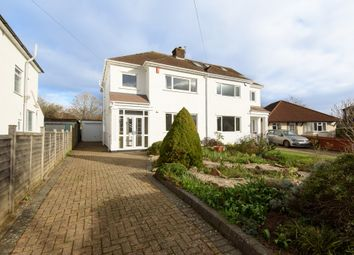 Thumbnail 3 bed semi-detached house to rent in Haytor Park, Bristol