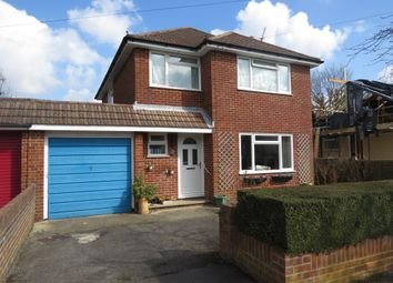 Thumbnail 3 bed link-detached house for sale in Linda Grove, Cowplain, Waterlooville