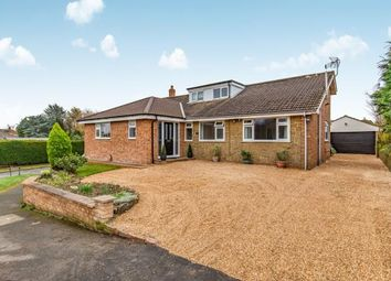Thumbnail 5 bed bungalow for sale in Blue Barn Lane, Hutton Rudby, Yarm