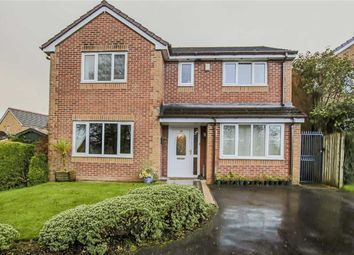 Thumbnail 4 bed detached house for sale in Dalglish Drive, Blackburn