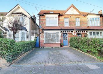 Thumbnail 4 bed semi-detached house for sale in Edenbridge Road, Enfield