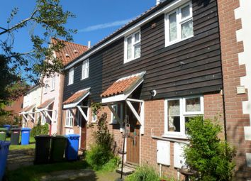 Thumbnail 2 bed end terrace house to rent in Elms Lane, Wangford, Beccles
