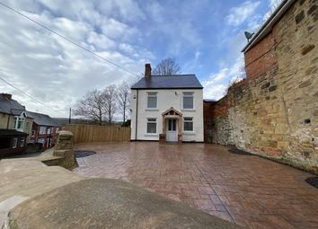 Thumbnail 3 bed detached house for sale in Queen Street, Cefn Mawr, Wrexham