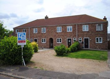 Thumbnail 3 bedroom terraced house to rent in Common Close, West Winch, King's Lynn