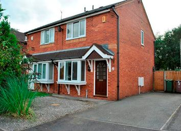 Thumbnail 3 bed semi-detached house to rent in Blenheim Way, Haresfinch, St Helens