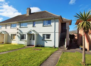 Thumbnail 2 bed flat to rent in Grenville Road, Helston