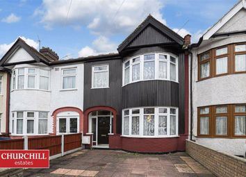 Thumbnail 3 bed terraced house for sale in Vicarage Road, London