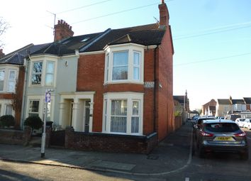 Thumbnail 4 bedroom end terrace house for sale in Bostock Avenue, Abington, Northampton