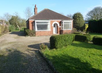 Thumbnail 3 bed detached bungalow for sale in Strubby Road, Maltby Le Marsh, Alford