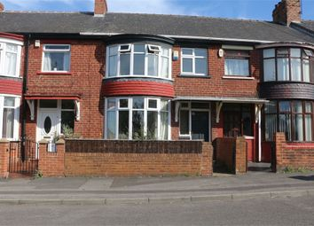 Thumbnail 3 bedroom terraced house for sale in Northern Road, Middlesbrough, North Yorkshire