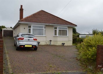 Thumbnail 2 bed detached bungalow for sale in Lon Draenen, Tycoch, Swansea