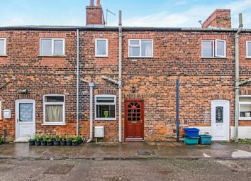 Thumbnail 2 bed terraced house for sale in Croysdale Terrace, Eggborough, Goole