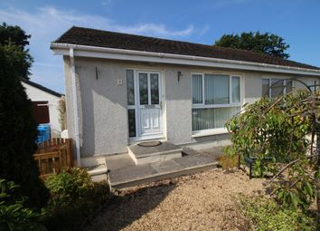 Thumbnail 2 bed semi-detached bungalow for sale in Obsdale Gardens, Alness