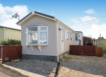 Thumbnail 2 bedroom mobile/park home for sale in Lady Bailey Park, Winterborne Whitechurch, Blandford Forum