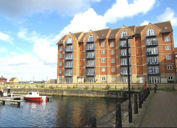 Thumbnail 4 bed flat for sale in Quayside, Hartlepool