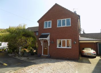 Thumbnail 3 bedroom link-detached house for sale in Patchetts Close, Grantham Road, Bottesford, Nottingham