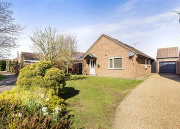 Thumbnail 3 bedroom detached bungalow for sale in Rollesby Avenue, Swaffham